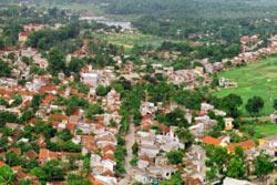Phú Thọ: Năm 2015 đạt mức bình quân về nhà ở đô thị là 31m2