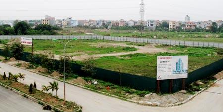 """Dự án bất động sản """"bất động"""": Khách hàng chịu thiệt"""