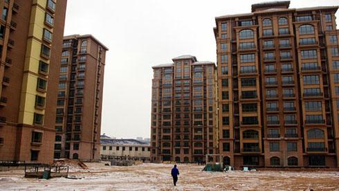 Thành phố 'ma' lớn nhất Trung Quốc