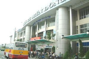 TP HCM sẽ di dời bến xe miền Đông