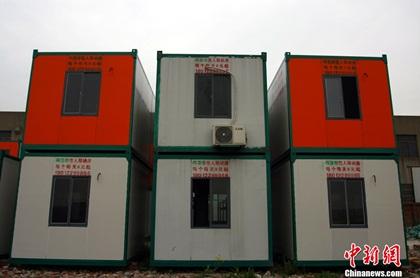 Sốt thuê nhà container di động 700.000 VNĐ/tháng