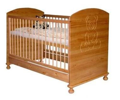 Giảm giá đặc biệt sản phẩm giường cũi Teddy cho bé yêu