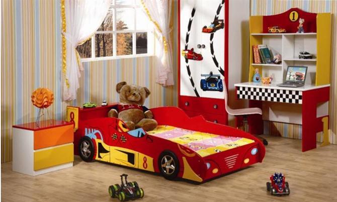 mua giường ô tô cho bé