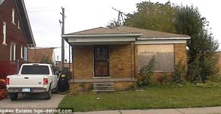 Mua nhà tại Mỹ chỉ với... 500 USD