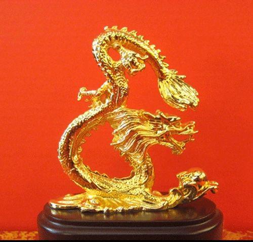 Dùng tượng rồng tránh họa mang vận may đến gia đình