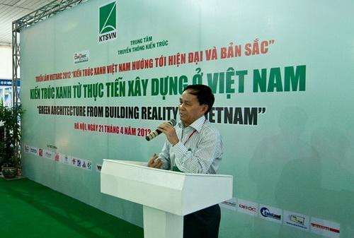 Triển lãm VietArc Hà Nội 2012 thành công rực rỡ