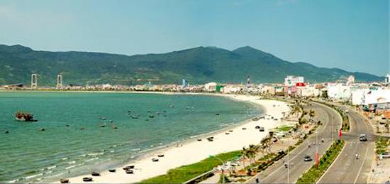 Đà Nẵng: Giải tỏa hơn 400 hộ dân xây đường ven biển