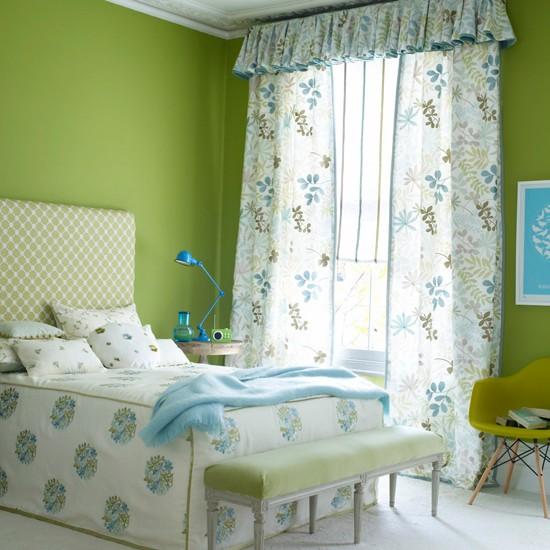 10 ý tưởng cho phòng ngủ mùa hè
