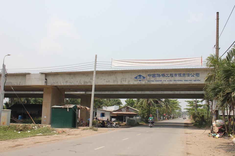 Bứt phá từ hạ tầng giao thông đồng bộ