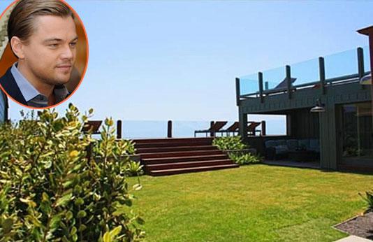 Căn nhà thơ mộng của Leonardo DiCaprio