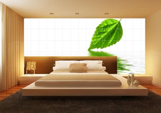 Tranh gạch men - nét độc đáo cho ngôi nhà bạn