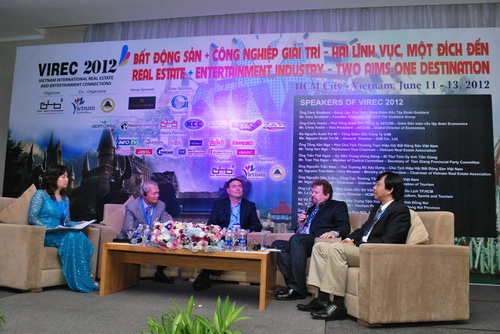 VIREC 2012 - chuỗi sự kiện có ý nghĩa thiết thực