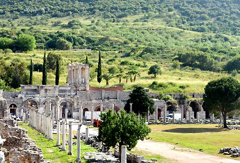Vẻ đẹp của những thành phố cổ đại ở Thổ Nhĩ Kỳ