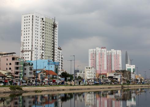 Doanh nghiệp bất động sản TP HCM 'kêu cứu'