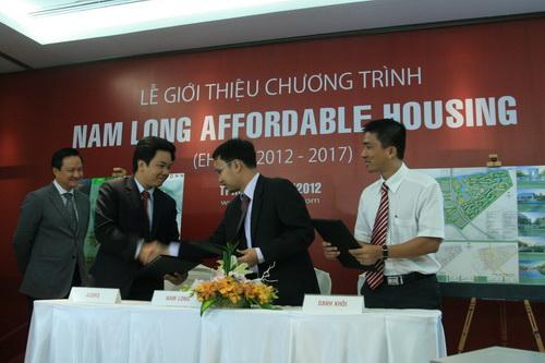 Nam Long giới thiệu chương trình Affordable Housing
