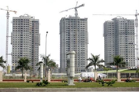 Nhiều chung cư mập mờ diện tích sở hữu chung