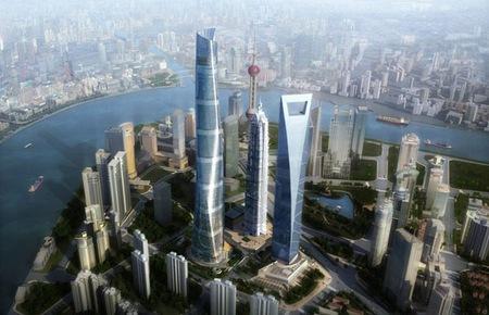 Mặc suy thoái, thế giới vẫn đua xây tháp chọc trời