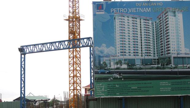 Hai mặt thị trường bất động sản TP. HCM