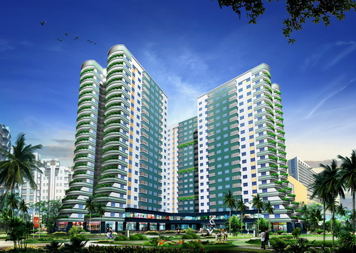 """Mở bán đợt cuối căn hộ Cao Ốc Xanh với chương trình khuyến mãi """"Về nhà mới, có thêm nhà mới"""""""