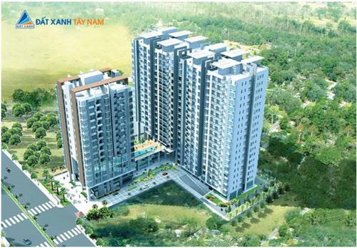 Sunview 3 Apartment : Mỗi m2 chỉ bằng một tháng lương