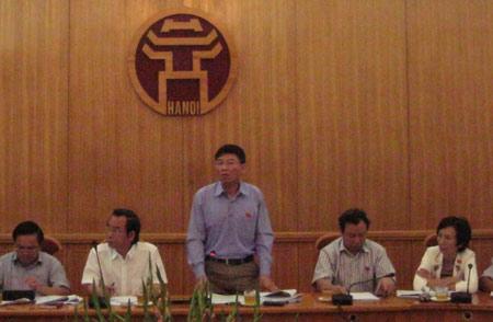 Hà Nội: Nhà nghỉ, biệt thự mọc trên đất nông trường