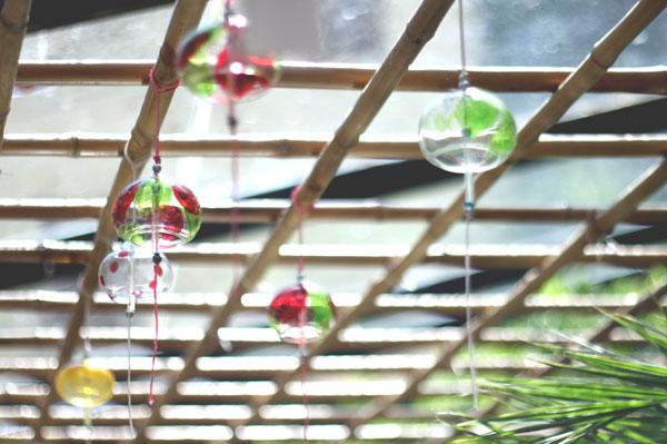 Chuông gió và phong thủy cho nhà đẹp, mộc decor