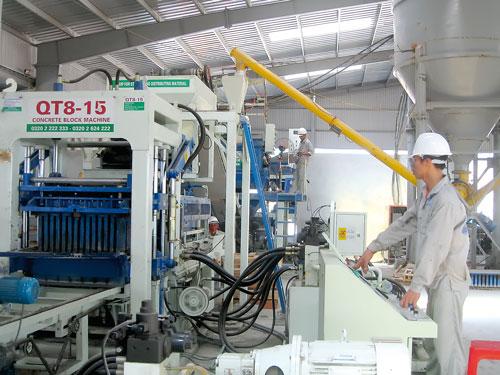 Doanh nghiệp VLXD: Chờ giải pháp tháo gỡ