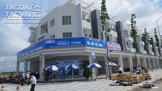 Prince Town – Vị trí vàng để kinh doanh thương mại