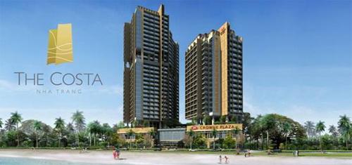 DTZ được bổ nhiệm quản lý khu căn hộ cao cấp The Costa Nha Trang