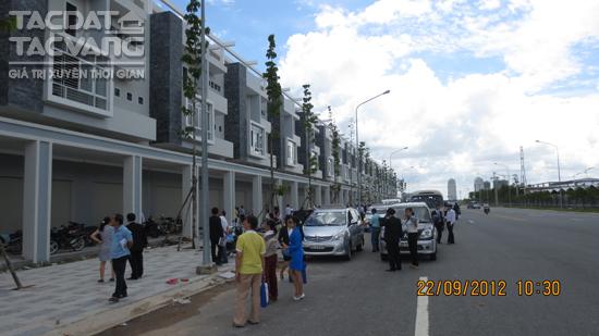 Thành phố mới Bình Dương – Sức sống mới trên Đại lộ Lê Lai