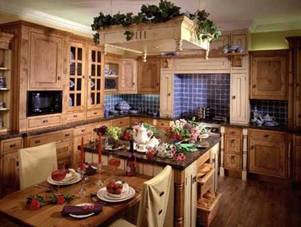 5 phong cách độc đáo cho căn bếp nhà bạn