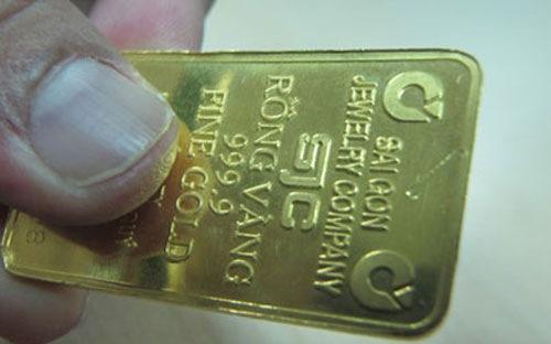"""""""Cuộc chơi"""" cuối cùng của vàng"""