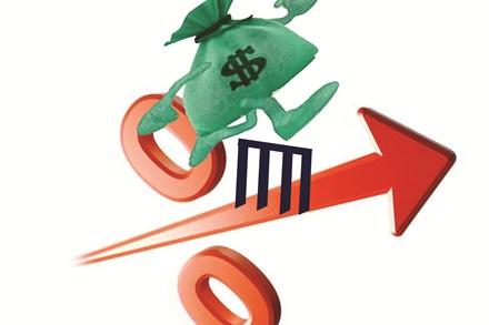 Ngân hàng lại chạy đua vượt rào lãi suất