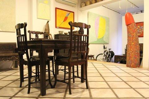 19 DOOL TT 121003 HT22 4 - Nhà triệu đô của họa sỹ Lê Thiết Cương