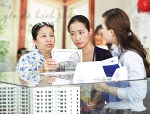"""Thị trường bất động sản: Hướng đến """"khẩu vị"""" khách hàng"""