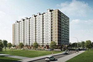 Chung cư Thạnh Lộc - First Home