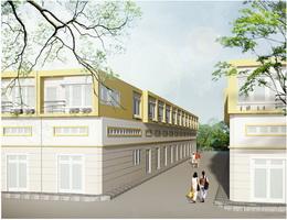 Nhà phố thương mại Phú Xuân