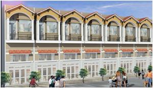 Nhà phố thương mại Phú Xuân 3