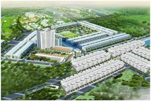 Nhà phố thương mại Phú Xuân 4