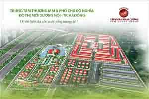 TTTM và Phố chợ Đô Nghĩa