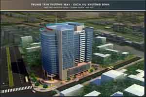 Trung tâm thương mại Khương Đình