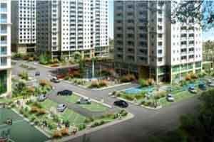 Khu chung cư Charm Plaza