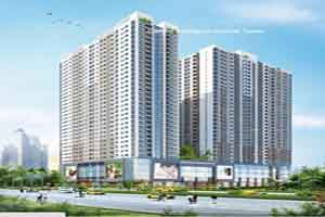 Tổ hợp dự án chung cư Gemek Tower