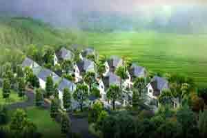 Khu biệt thự Vườn Đào