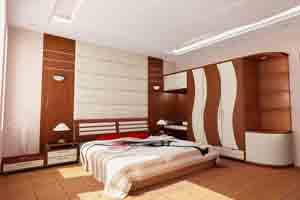 Trang trí phòng ngủ đẹp, sang trọng