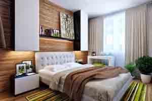 Phòng ngủ hiện đại xu hướng năm 2015