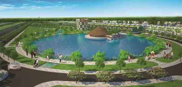 Khu đô thị Làng Sen Việt Nam