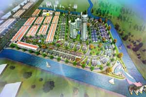 Khu dân cư Cát Tường Phú Thạnh