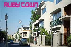 Khu dân cư Ruby Town