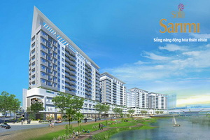 Căn hộ Sarimi - khu đô thị Sala Thủ Thiêm